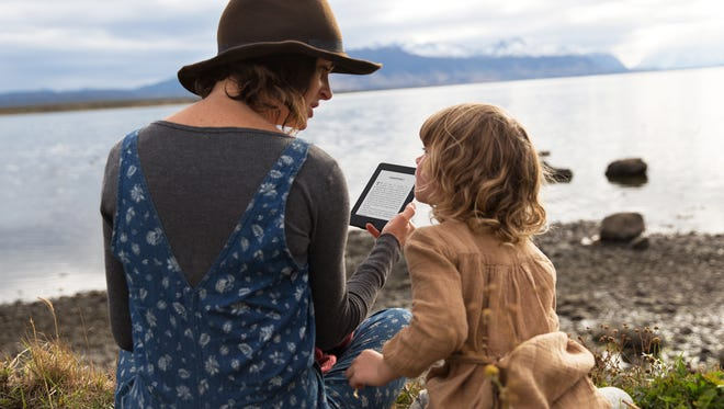Amazon's Kindle Paperwhite is among the gadgets on sale for Mother's Day.
