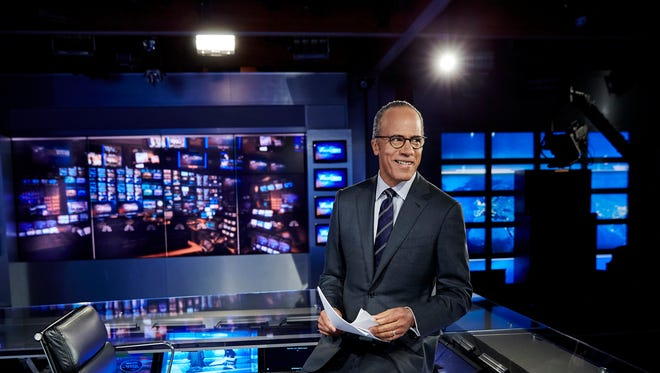 "Lester Holt was named anchor of ""NBC Nightly News"" in June 2015."