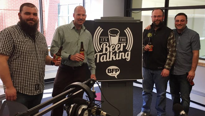 Sam von Trapp and Mike Whitty joined Jeff Baker and Jason Strempek on episode 2.11 of It's the Beer Talking.