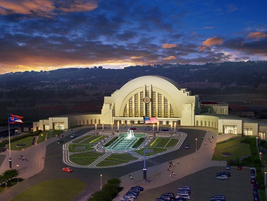 Celebrating Cincinnati Museum Center At Union Terminal on unatleimag.tk *FREE* shipping on qualifying offers.