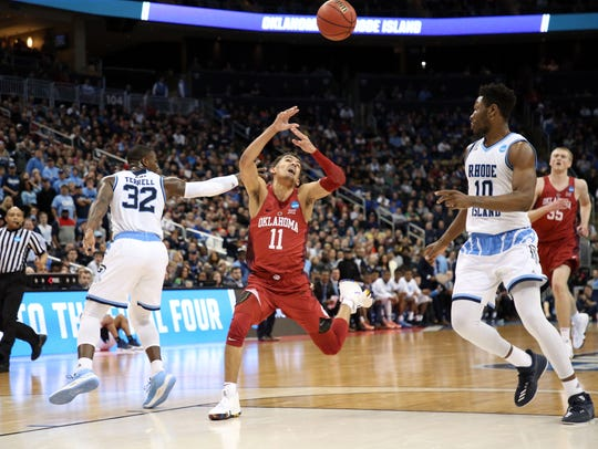 Rhode Island contained Trae Young just enough to pull