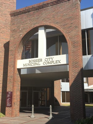 Bossier City Municipal Complex, home to the mayor's office and city council chambers.