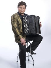 "Alexander Sevastian is featured in the ""Accordion Wizard"" concert Aug. 6 for Peninsula Music Festival."