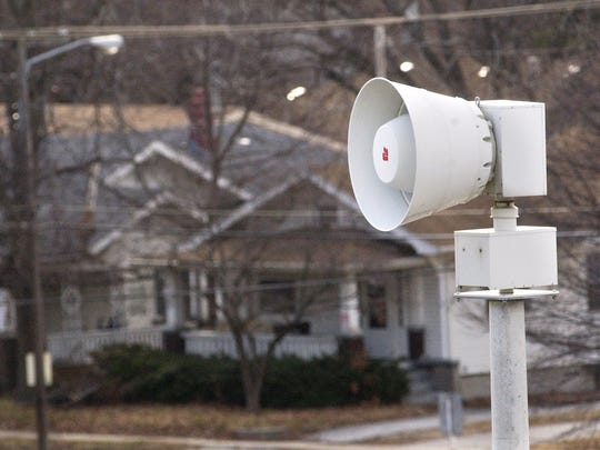 Tornado sirens can help alert the public to an impending weather event, but many communities are forced to balance the need for sirens against the costs of maintaining the alert system.