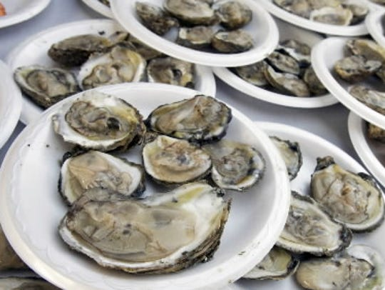 The York County Heritage Trust's Oyster Festival is