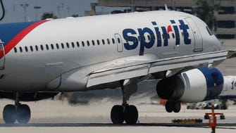 Spirit Airlines charges passengers up to $65 for a carry-on bag.