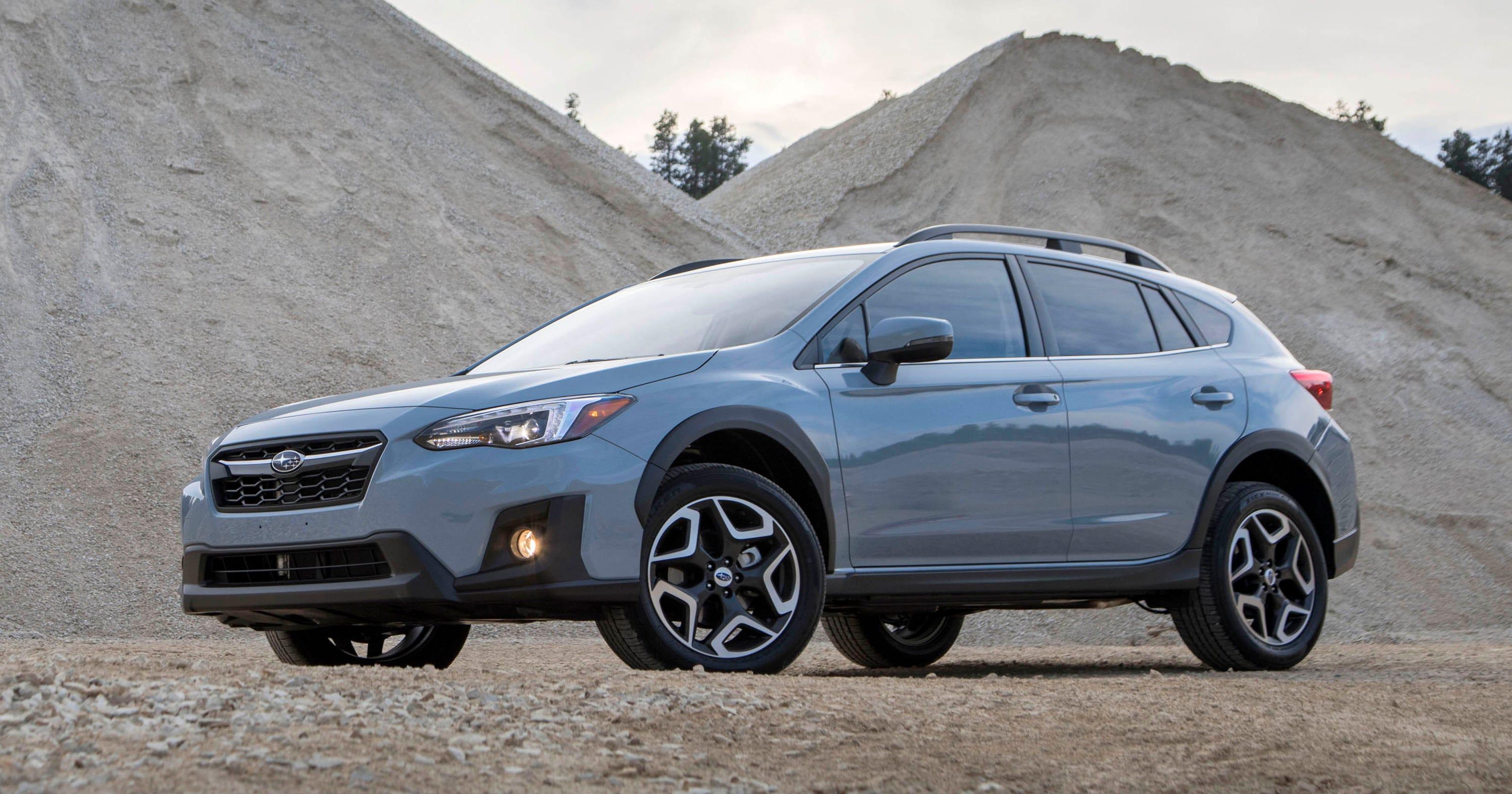Subaru recalls nearly 400K vehicles to fix stalling problems