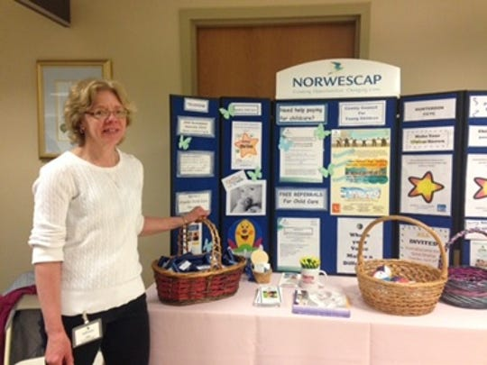 Staff from NORWESCAP Child & Family Resource Services'