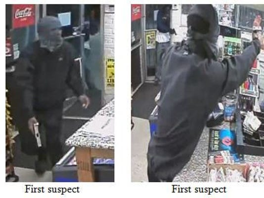 Smart Fill armed robbery