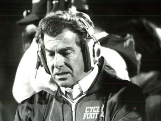 Jim Criner Iowa State