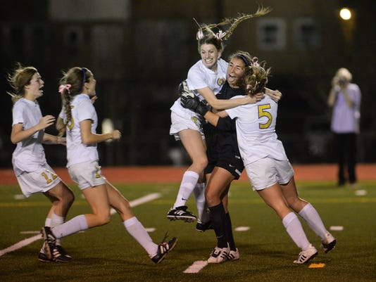 Byrd advances to finals in girls soccer