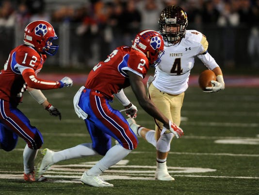Licking Heights 35, Licking Valley 7