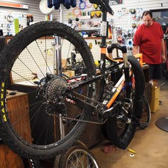 Concho Bike Shop prepares to close as manager embarks on new career
