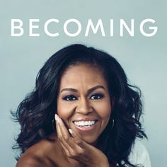 Michelle Obama, King, Sparks, Grisham, Witherspoon: An early look at the big books of fall