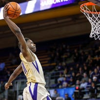 Bishop Kearney's Nahziah Carter wowed basketball fans at University of Washington this year