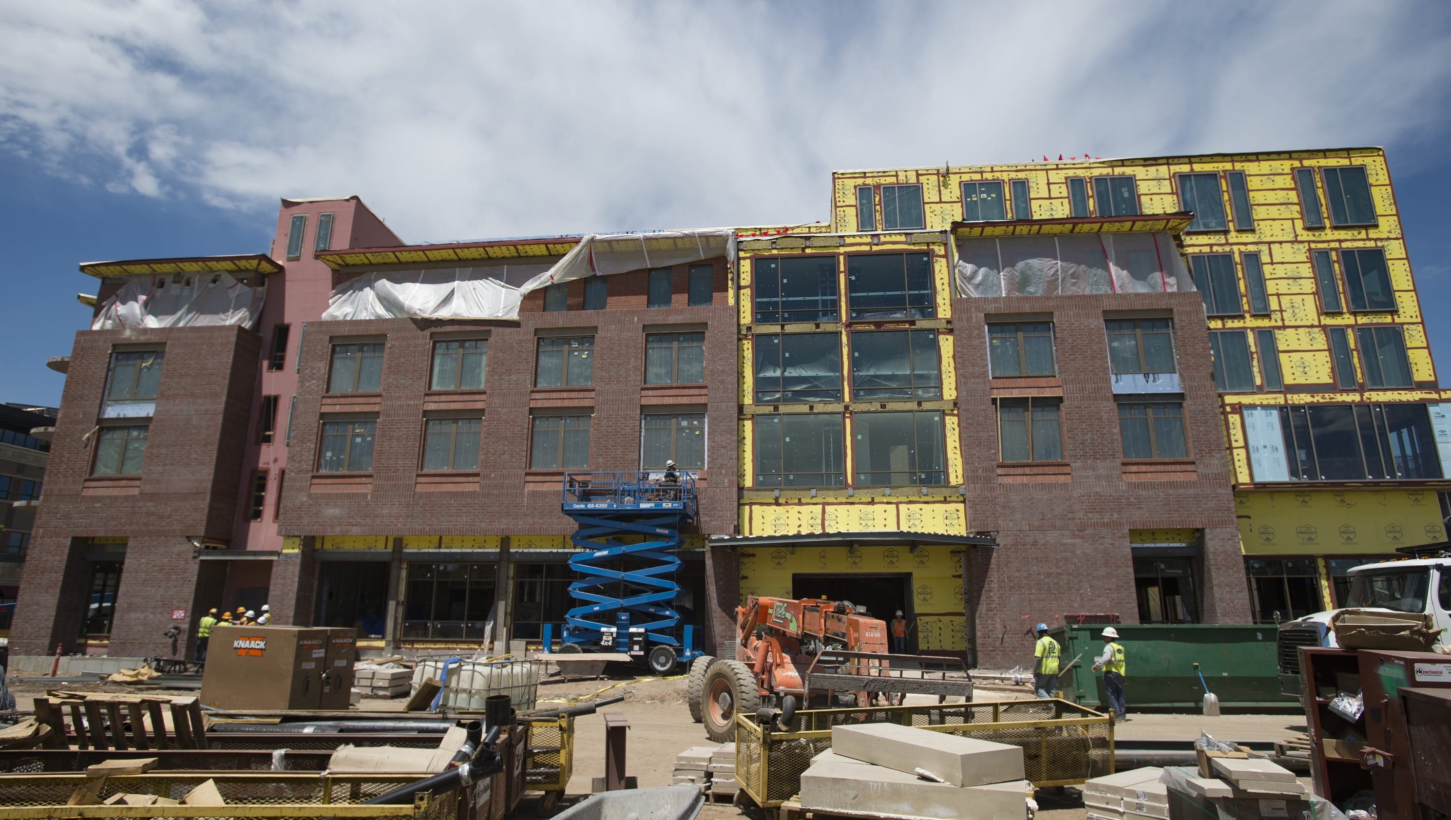 Old Town Fort Collins Hotel Opening Pushed To October