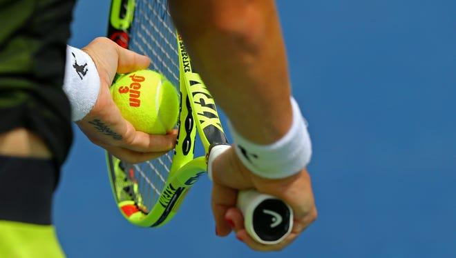 Tennis file image