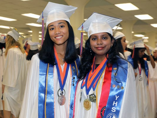 Yonkers Middle/High School Graduation 2018