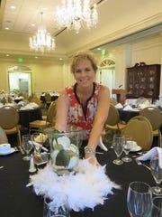 Christy Fletcher, Programs Vice President for the Wynlakes