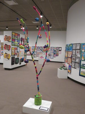 For many years, the All-School Exhibition at the Springfield Art Museum has provided enjoyment for the entire community.