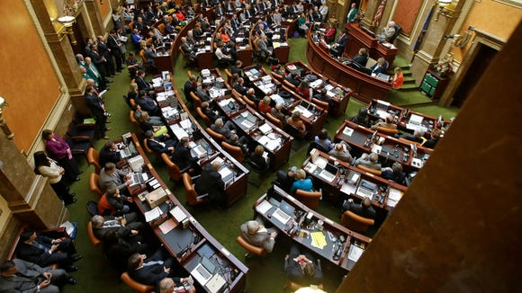 The Utah House of Representatives