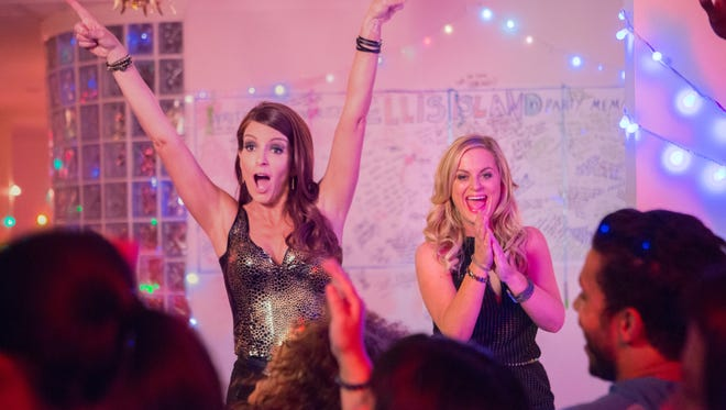 """Tina Fey and Amy Poehler star in """"Sisters."""""""