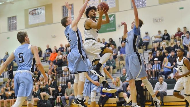 Melbourne defeated Hagerty on Tuesday in regional basketball.