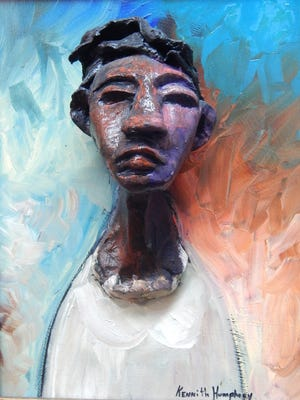 Works by Kennith Humphrey are featured in the Cedars' Spring show.