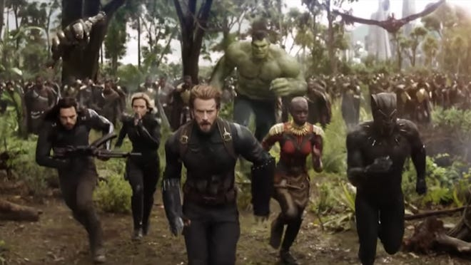 """""""Avengers: Infinity War"""" released its newest trailer earlier this week, and the hype is so real for this film."""