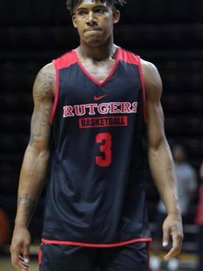 Newcomers in spotlight as Rutgers hoops practice opens