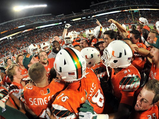 NCAA Football: Nebraska at Miami