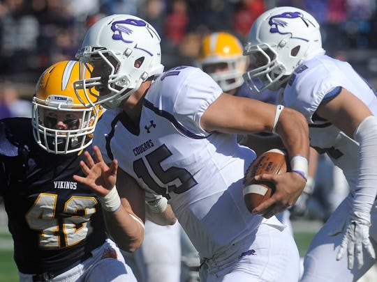 USF lost in the playoffs after a perfect regular season, to an opponent that could offer 8 more scholarships than NSIC teams.