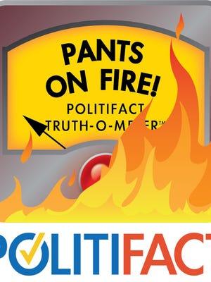 PolitiFact's Truth-o-Meter.
