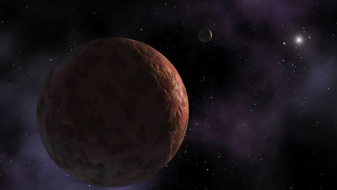 """A planet-like object dubbed """"Sedna"""" resides at the outer edges of the known solar system. Astronomers report another dwarf object beyond Sedna, nicknamed Biden, that is 20% the size of Pluto."""