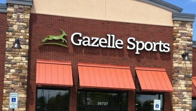 Specialty running store Gazelle Sports opened June 15 in Northville.