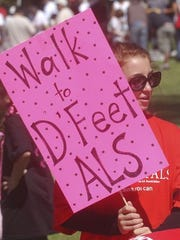 The Walk to Defeat ALS takes place in Ventura this weekend.