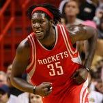 Video | Montrez Harrell throws down slam dunk on OKC