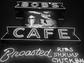 Bob's Cafe.
