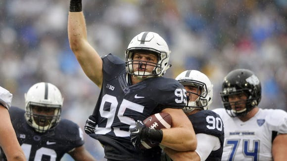 Despite being slowed by injuries late, Carl Nassib has been one of the most dominant, and surprising, players in the nation this season.