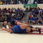 No more upsets for Shippensburg wrestling on Thursday