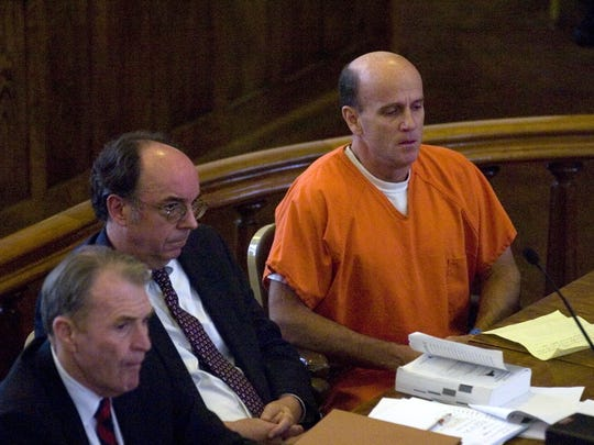 Calvin Harris was sentenced in 2009 to 25 years to life in prison for the 2001 murder of his estranged wife, Michele.