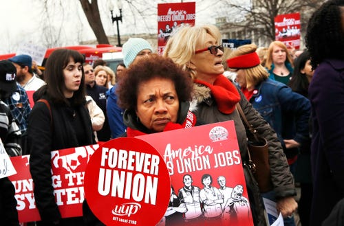 Companies win, workers lose in first of two Supreme Court labor cases