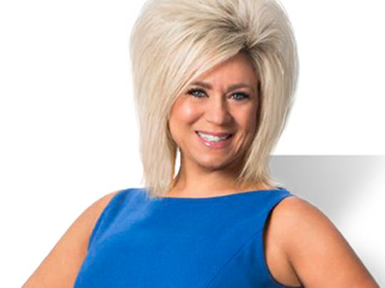 Psychic medium Theresa Caputo will appear at the Hershey Theatre in March.