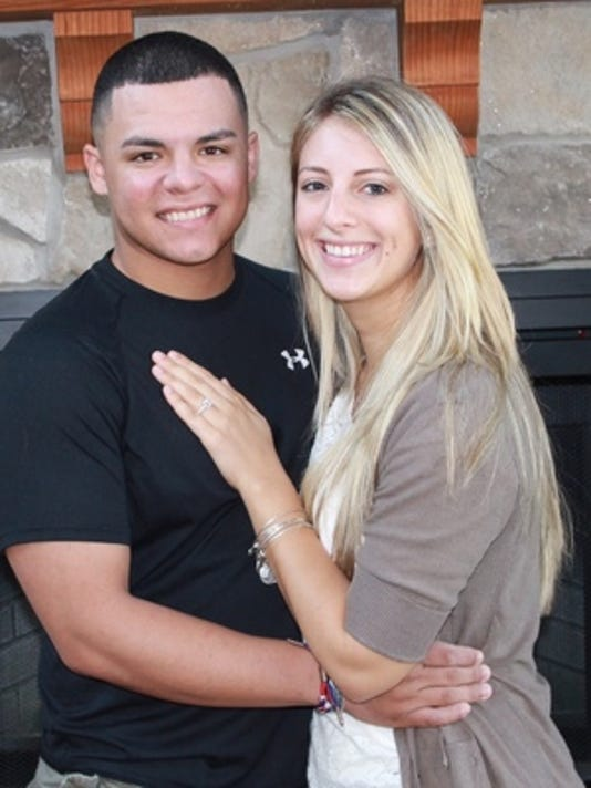 Engagements: Julia Krawiec & Michael Soto