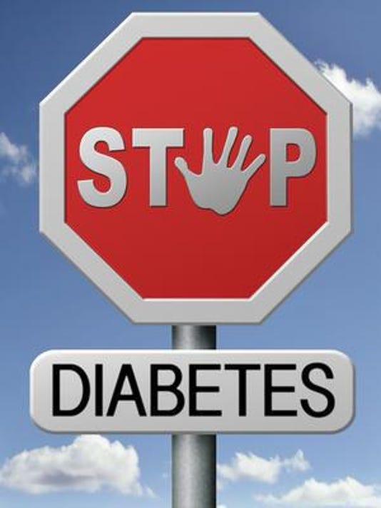 Diabetes sign jpg