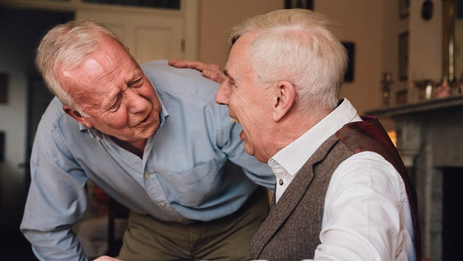 Maintaining lifelong friendships takes effort. You get out what you put into it.
