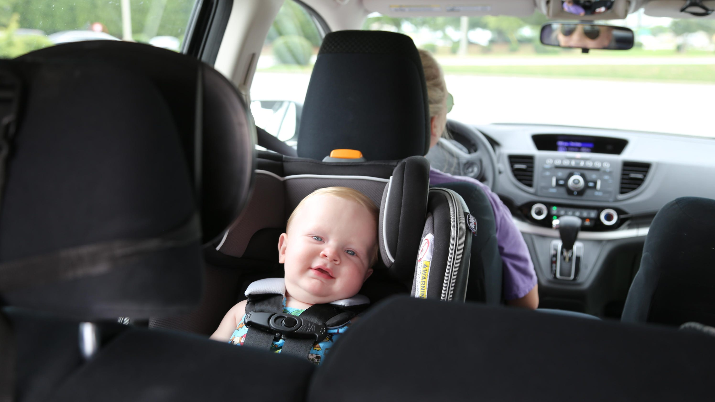 protecting child passengers a closer look at the new car seat law. Black Bedroom Furniture Sets. Home Design Ideas