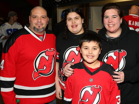 Originally from New Jersey, the Alfano family of Binghamton said it was excited about the Devils coming to Binghamton next season.
