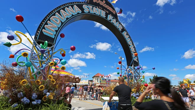 Free tickets to the Indiana State Fair will once again be available in IndyStar newspapers.