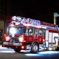 New engine arrives for Hanover Area Fire & Rescue